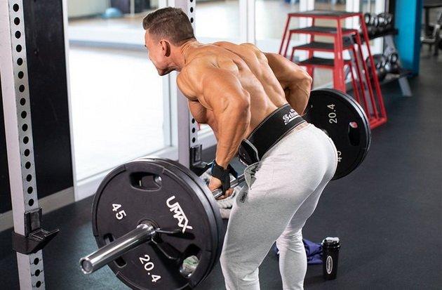 Как накачать широченную спину