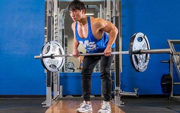 выбор веса для объемного тренинга